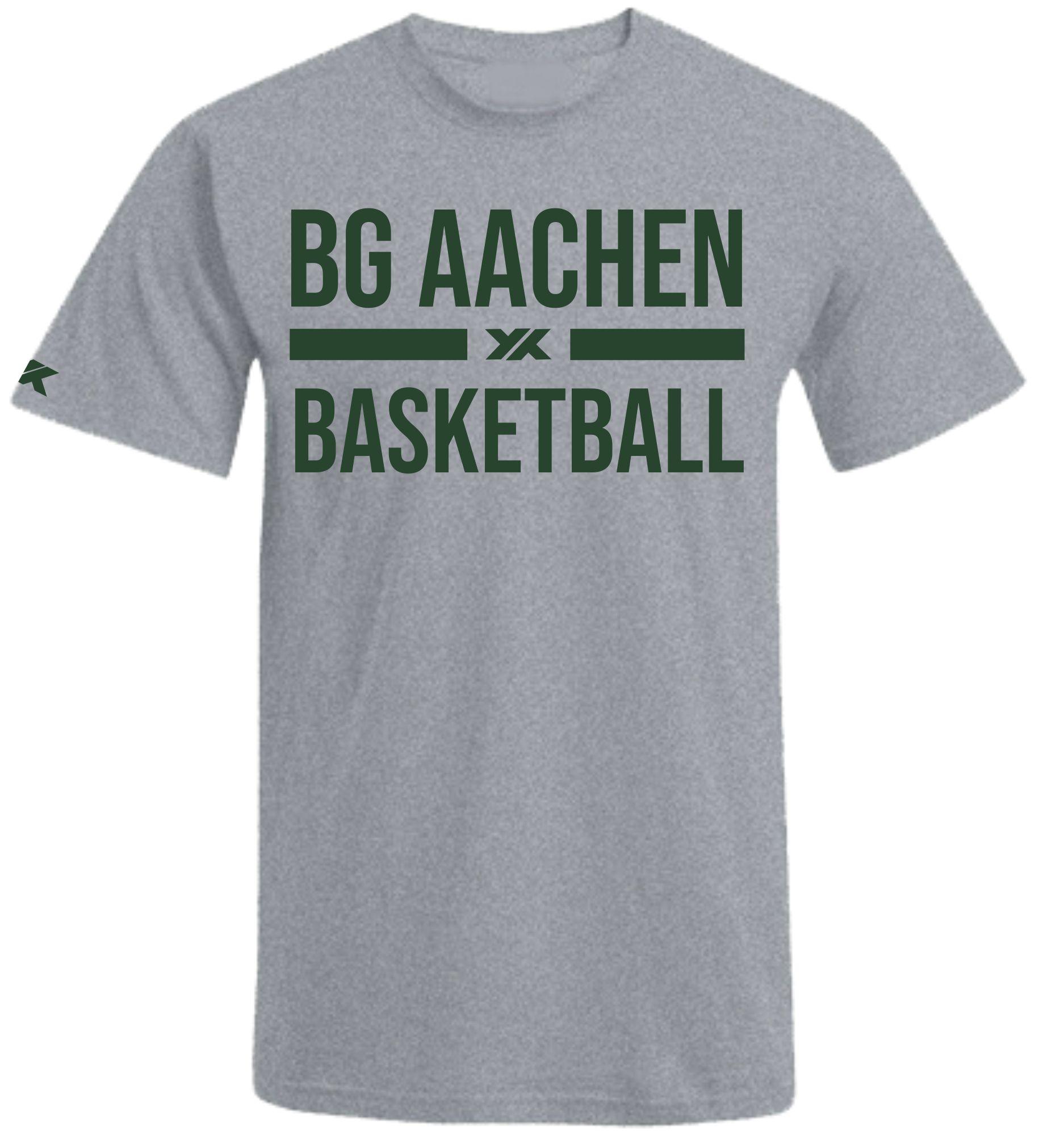 NBA Shirt grau