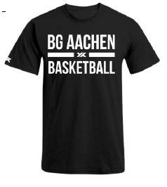 NBA Shirt schwarz